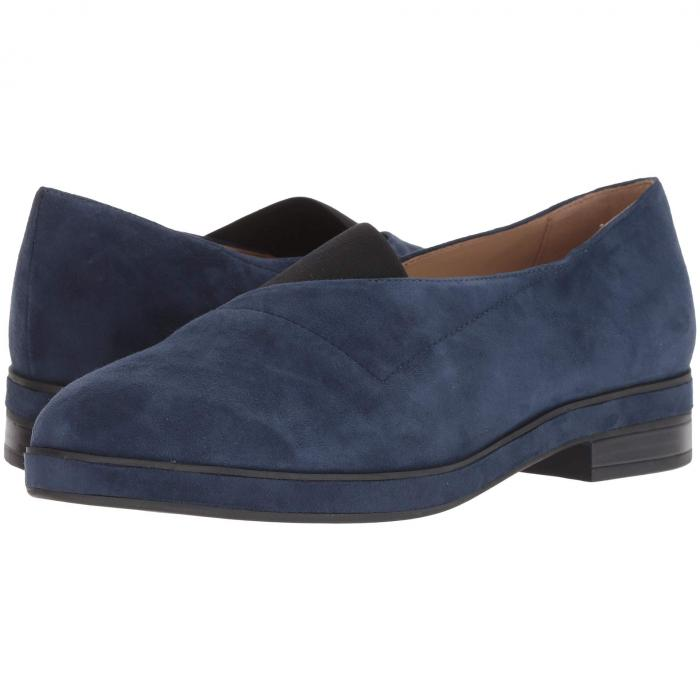 NATURALIZER レディース 【 Lorie 】 Ink/navy Suede