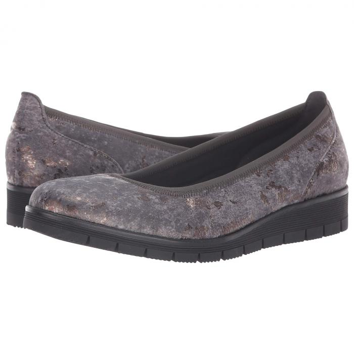 GABOR 95.340 レディース 【 95.340 】 Grey Metallic