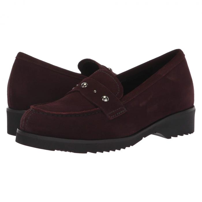 LA CANADIENNE レディース 【 Hatty 】 Bordeaux Suede