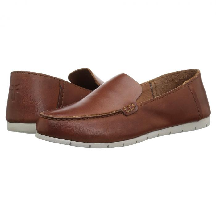 FRYE レディース 【 Sedona Venetian Moc 】 Cognac Dip-dyed Leather