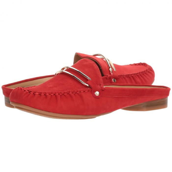 TAHARI レディース 【 Klinton 】 Coral Red Suede