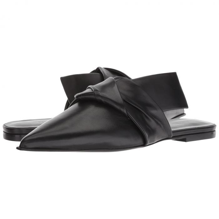 VIA SPIGA レディース 【 Birgit 】 Black Leather