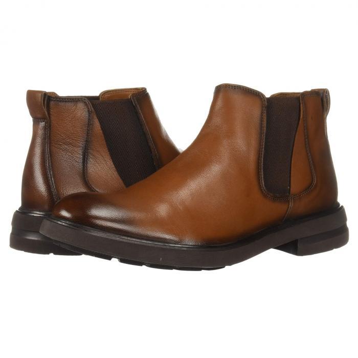 【★スーパーセール中★ 6/11深夜2時迄】KENNETH COLE NEW YORK ブーツ メンズ 【 Tunnel Boot 】 Cognac