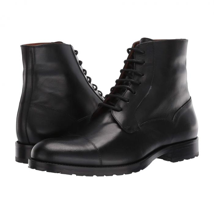 MASSIMO MATTEO キャップ 帽子 ブーツ メンズ 【 7-eye Cap Boot 】 Black