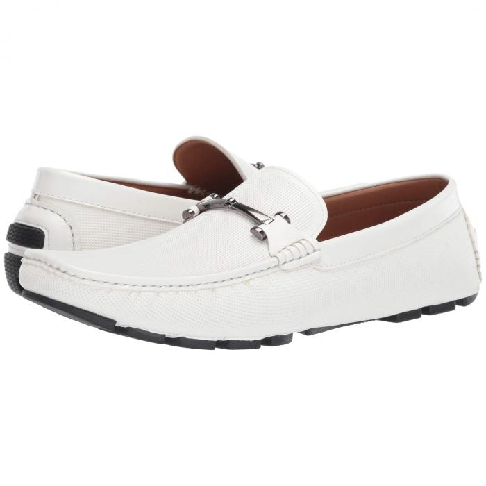 KENNETH COLE UNLISTED メンズ ローファー 【 Hope Driver D 】 White