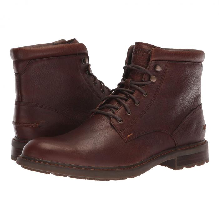 SPERRY ブーツ メンズ 【 Annapolis Boot 】 Brown