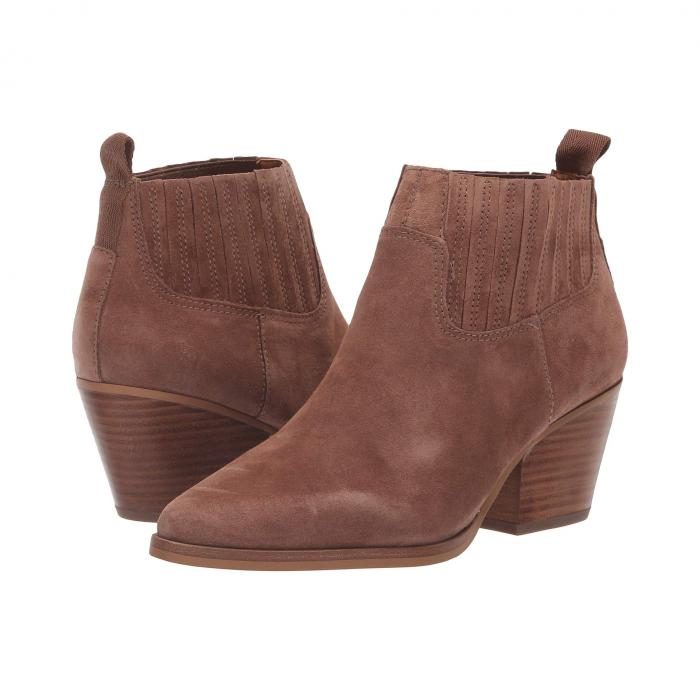 FRANCO SARTO レディース 【 Lasso 】 Toffee Lux Brushed Suede