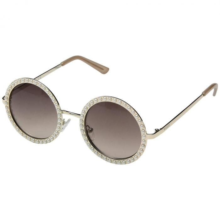 GUESS 金色 ゴールド 茶 ブラウン 【 BROWN GUESS GF0336 GOLD GRADIENT 】 バッグ  眼鏡