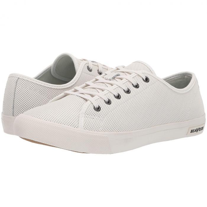 SEAVEES スニーカー メンズ 【 Monterey Sneaker Varsity 】 White