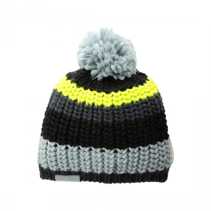 OBERMEYER KIDS ニット キッズ ベビー マタニティ キャップ 帽子 ジュニア 【 Lee Knit Hat (infant/toddler/little Kids/big Kids) 】 Ebony