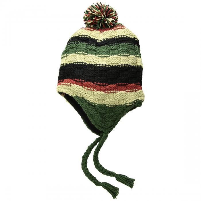 OBERMEYER KIDS ニット キッズ ベビー マタニティ キャップ 帽子 ジュニア 【 Vida Knit Hat (little Kids/big Kids) 】 Sand Storm