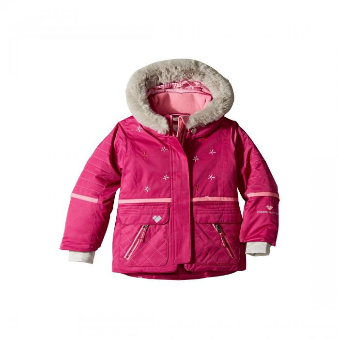 OBERMEYER KIDS 【 OBERMEYER KIDS LINDY JACKET TODDLER LITTLE BIG BACK TO FUCHSIA 】 キッズ ベビー マタニティ ベビー服 ファッション コート