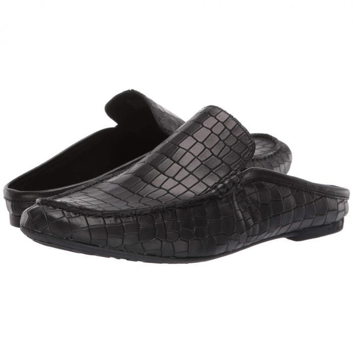 ボーン BORN コレクション レディース 【 Capricorn - Annamaria Collection 】 Black Croc Full Grain Leather