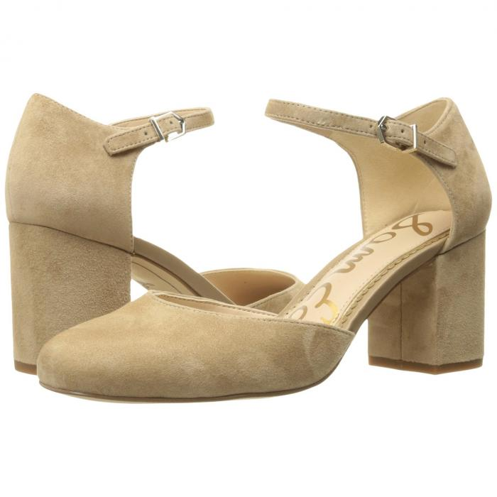 SAM EDELMAN スエード スウェード 【 CLOVER OATMEAL SUEDE LEATHER 】 送料無料