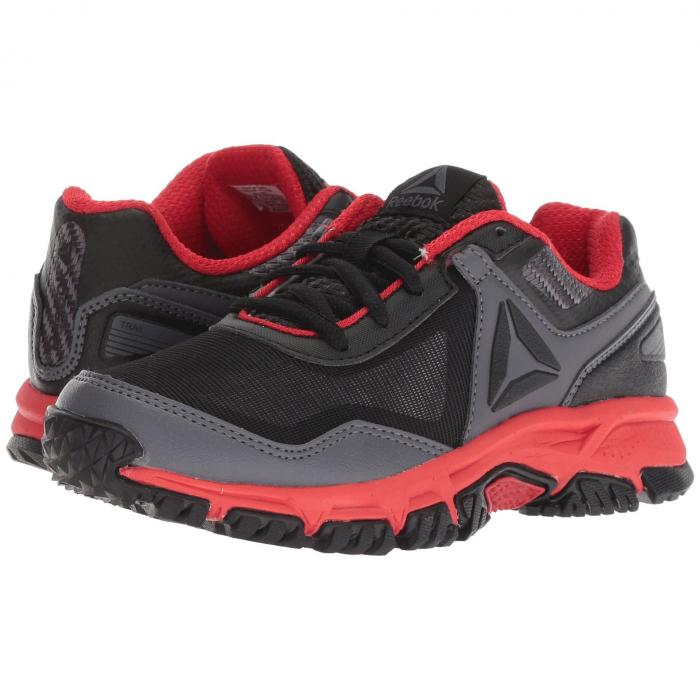 REEBOK KIDS 3.0 キッズ ベビー マタニティ ジュニア 【 Ridgerider Trail 3.0 (little Kid/big Kid) 】 Black/grey/red