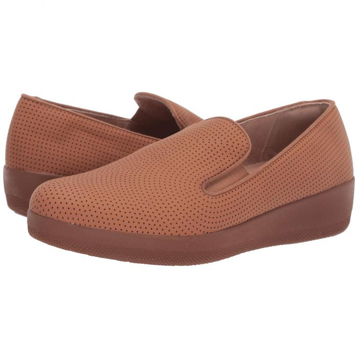 FITFLOP レディース 【 Superskate Perforated 】 Light Tan