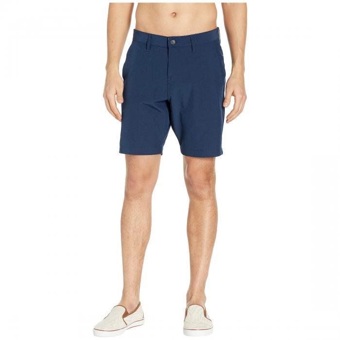 VINTAGE 1946 ハイブリッド ショーツ ハーフパンツ メンズファッション 水着 メンズ 【 Stretch Hybrid Shorts 】 Midnight