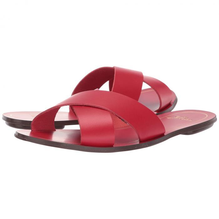 【スーパーセール商品 12/4-12/11】J.CREW 【 CYPRUS SANDAL BOLD RED 】 送料無料
