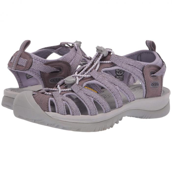 KEEN レディース 【 Whisper 】 Shark/lavender Grey