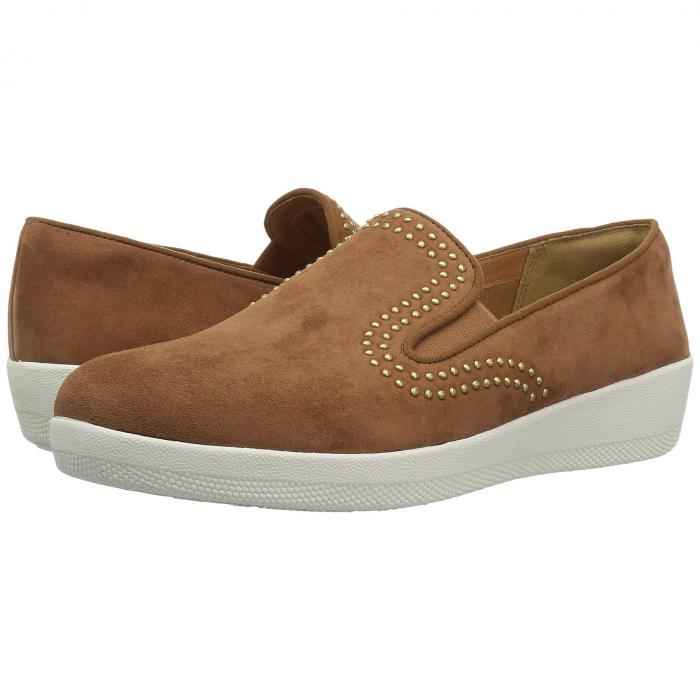 FITFLOP スニーカー 【 SUPERSKATE W STUDS TAN 】 送料無料