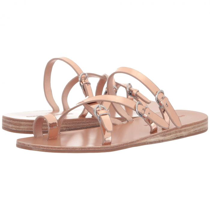 SIGERSON MORRISON レディース 【 Kaley 】 Rose Gold Nappa Luxe