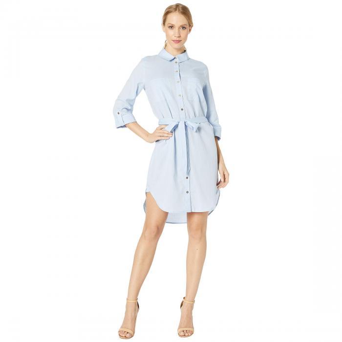 【★スーパーセール中★ 6/11深夜2時迄】HEIDI KLEIN レディースファッション ドレス レディース 【 Azores Relaxed Shirtdress 】 Light Blue