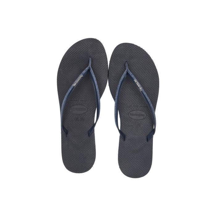 【スーパーセール商品】HAVAIANAS 【 YOU JEANS SANDAL NAVY BLUE 】 送料無料