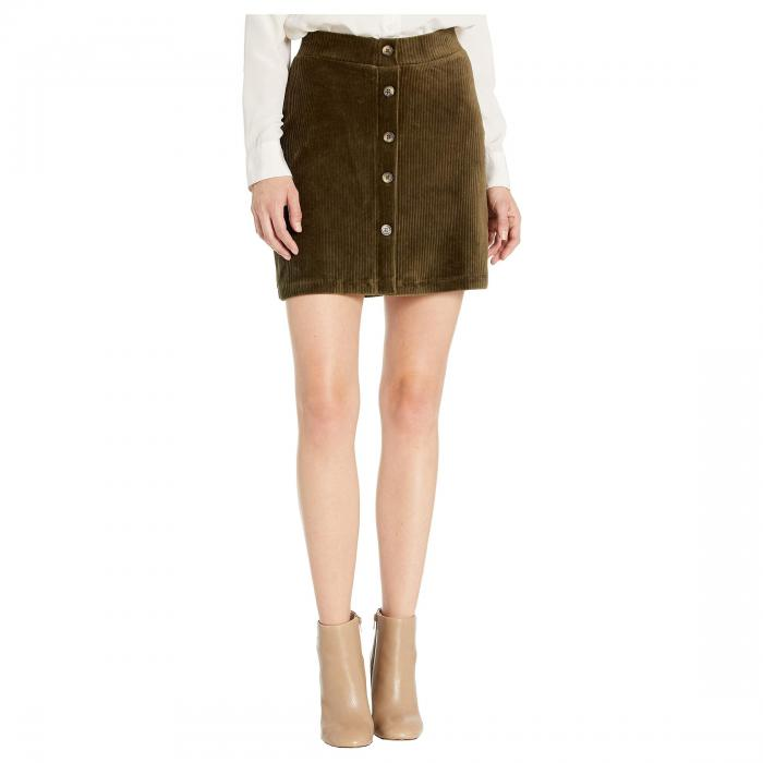 UNIONBAY ニット レディースファッション ボトムス スカート レディース 【 Knit Cord Paris Skirt 】 Olive Night