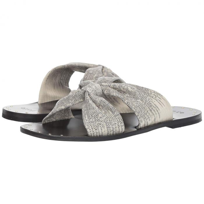 JOIE 【 JOIE BENTIA SANDALS IVORY RING LIZARD 】