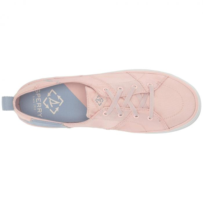 SPERRY バイブ ピンク 青 ブルー BIONIC・・ スニーカーPINK BLUE SPERRY CREST VIBE YARN LIGHTZiukXP