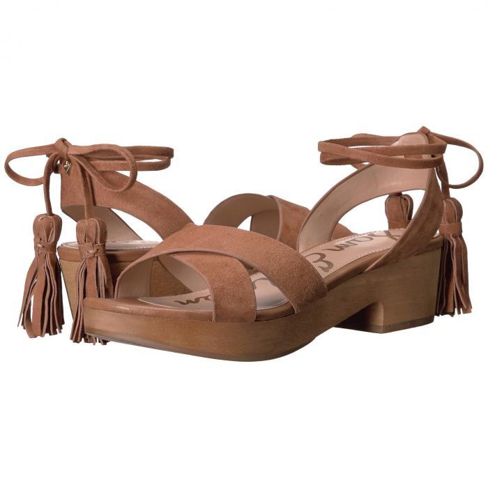 SAM EDELMAN レディース 【 Jenna 】 Saddle Suede Leather