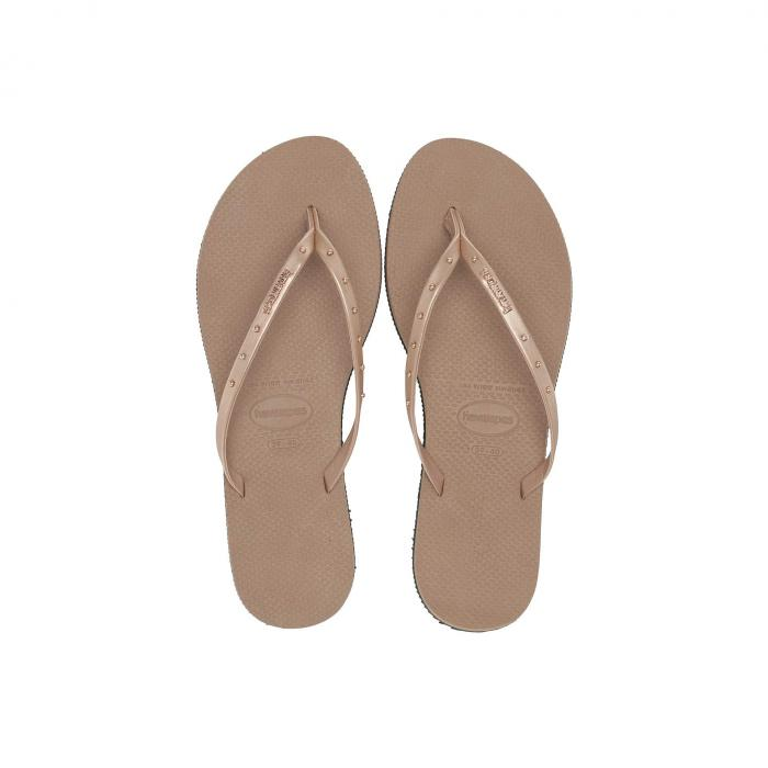 HAVAIANAS レディース 【 You Maxi Sandal 】 Rose Gold