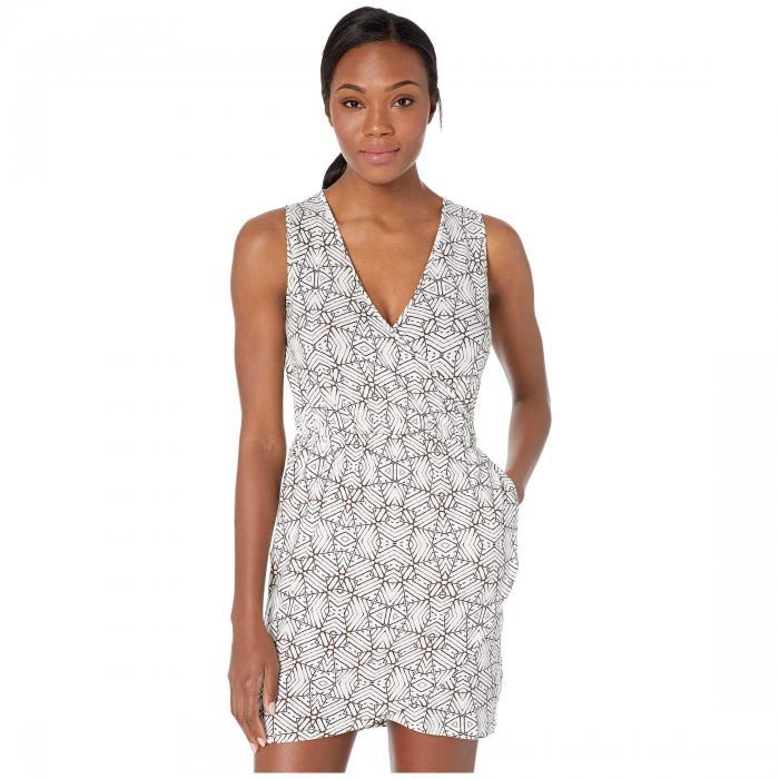 カーブデザイン CARVE DESIGNS ドレス レディースファッション ワンピース レディース 【 Kendall Dress 】 White Tile