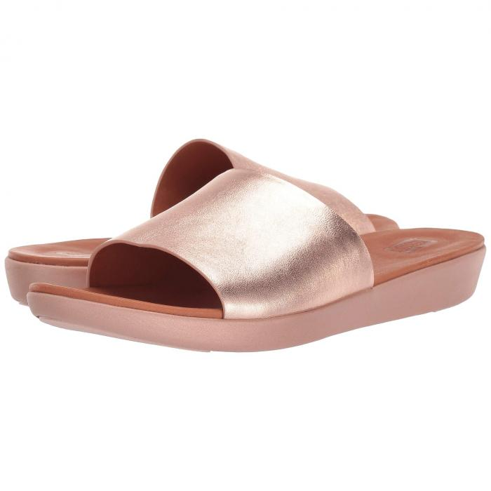 FITFLOP レディース 【 Sola Slides 】 Rose Gold