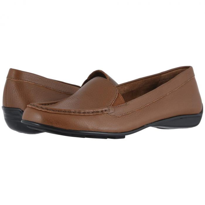 WALKING CRADLES レディース 【 Mick 】 Cognac Soft Tumbled Leather