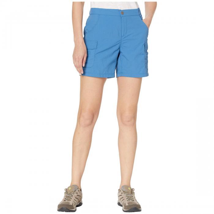 WHITE SIERRA 白 ホワイト 青 ブルー 【 WHITE BLUE SIERRA CRYSTAL COVE RIVER SHORT SEA 】 レディースファッション ボトムス パンツ
