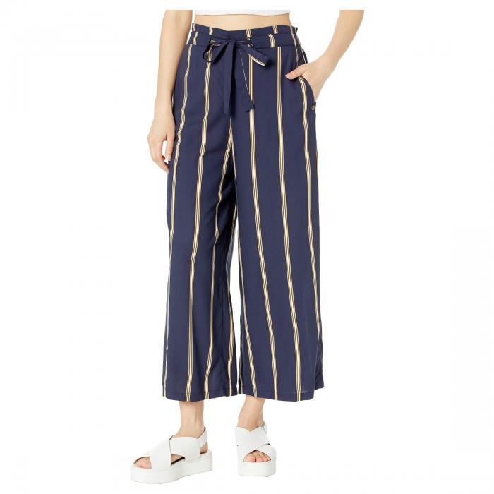 VOLCOM ボルコム 青 ブルー 【 VOLCOM BLUE WINDING ROADS PANTS MIDNIGHT 】 レディースファッション ボトムス パンツ