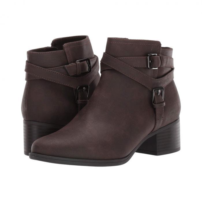 NATURALIZER レディース 【 Kallista 】 Chocolate Tumbled Synthetic Leather
