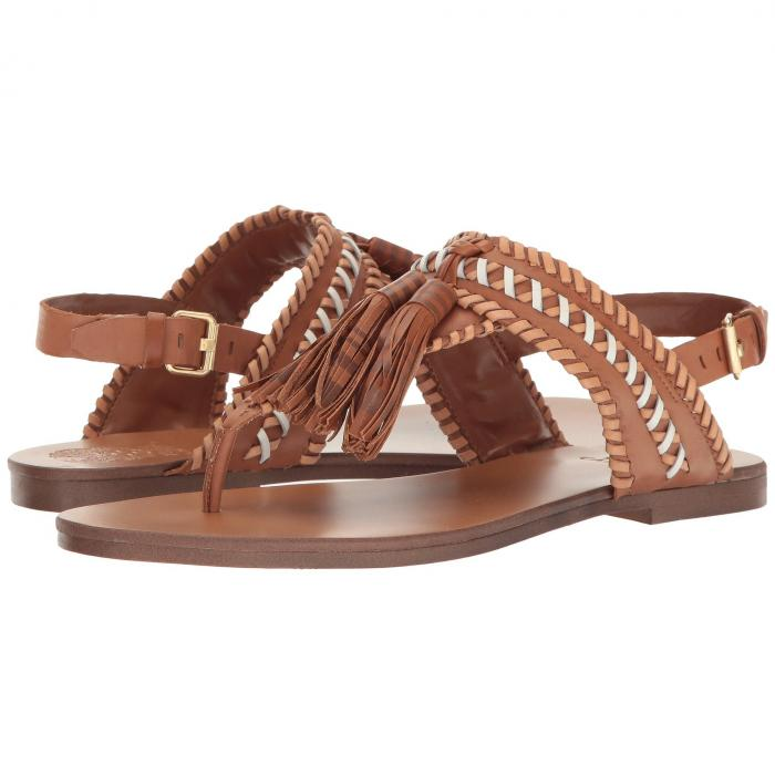 VINCE CAMUTO レザー 【 REBEKA WHISKEY BARR NEW VACHETTA SILKY LEATHER 】 送料無料