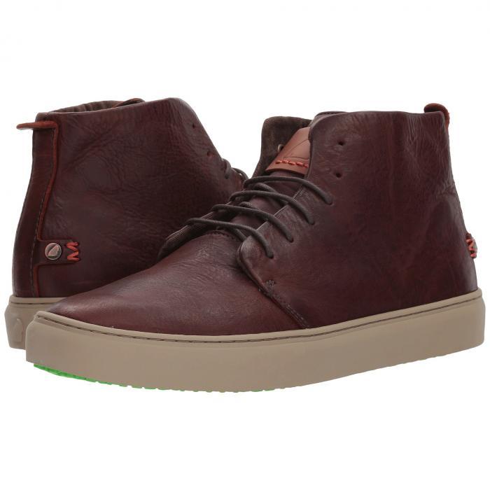 【海外限定】レザー 靴 メンズ靴 【 BYWATERPULL UP LEATHER 】
