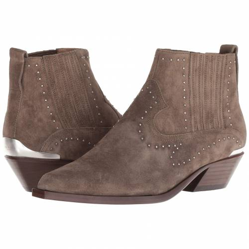 RAG & BONE レディース 【 Westin Bootie 】 Taupe Suede Stud
