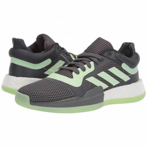 アディダス ADIDAS ブースト スニーカー メンズ 【 Marquee Boost Low 】 Carbon/glow Green/grey Five