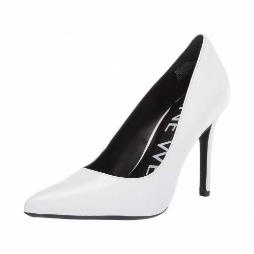 NINE WEST 【 FILLED9X WHITE LEATHER 】 送料無料