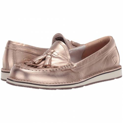 アリアト ARIAT レディース 【 Tassel Cruiser 】 Rose Gold