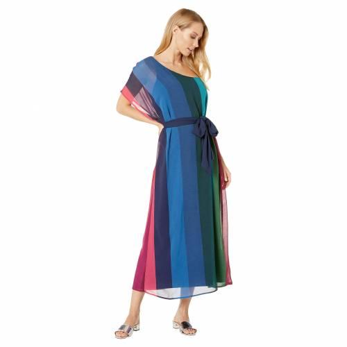 SHOW ME YOUR MUMU ドレス ストライプ 【 STRIPE SHOW ME YOUR MUMU SAINT MAXI DRESS MADLY 】 レディースファッション ドレス