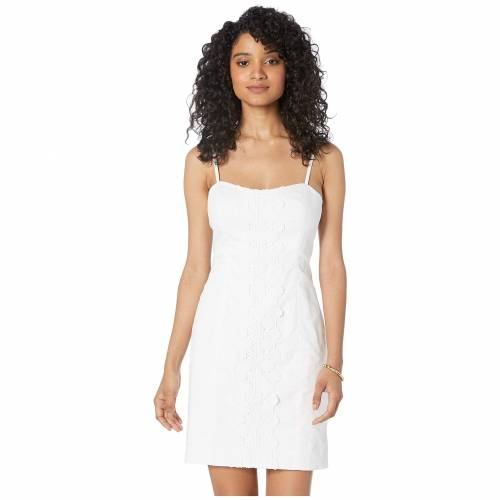 LILLY PULITZER 【 SHELLI STRETCH SHIFT DRESS RESORT WHITE 】 レディースファッション ドレス 送料無料
