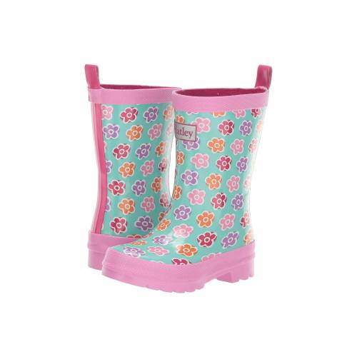 HATLEY KIDS 【 HATLEY KIDS LIMITED EDITION RAIN BOOTS TODDLER LITTLE KID FLOWER SKETCHES 】 キッズ ベビー マタニティ ベビー服 ファッション