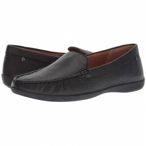 SUDINI レディース 【 Laila 】 Black Tumbled Leather