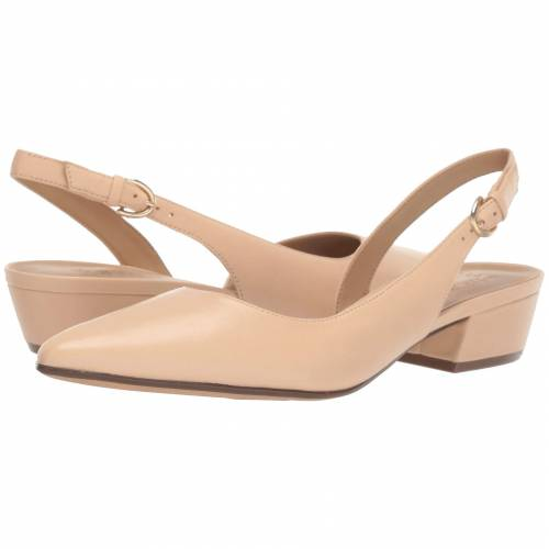 NATURALIZER レディース 【 Banks 】 Soft Nude Leather
