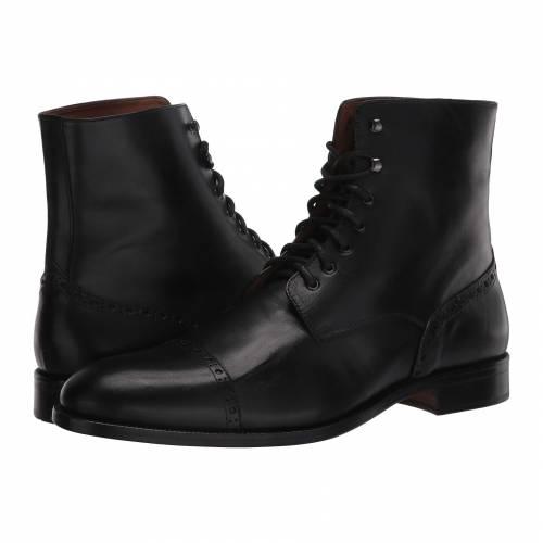 MASSIMO MATTEO キャップ 帽子 ブーツ メンズ 【 7-eye Cap Boot 】 Black 1